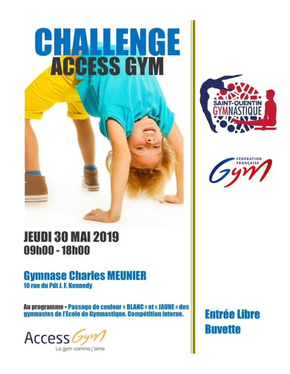 Challenge Access Gym